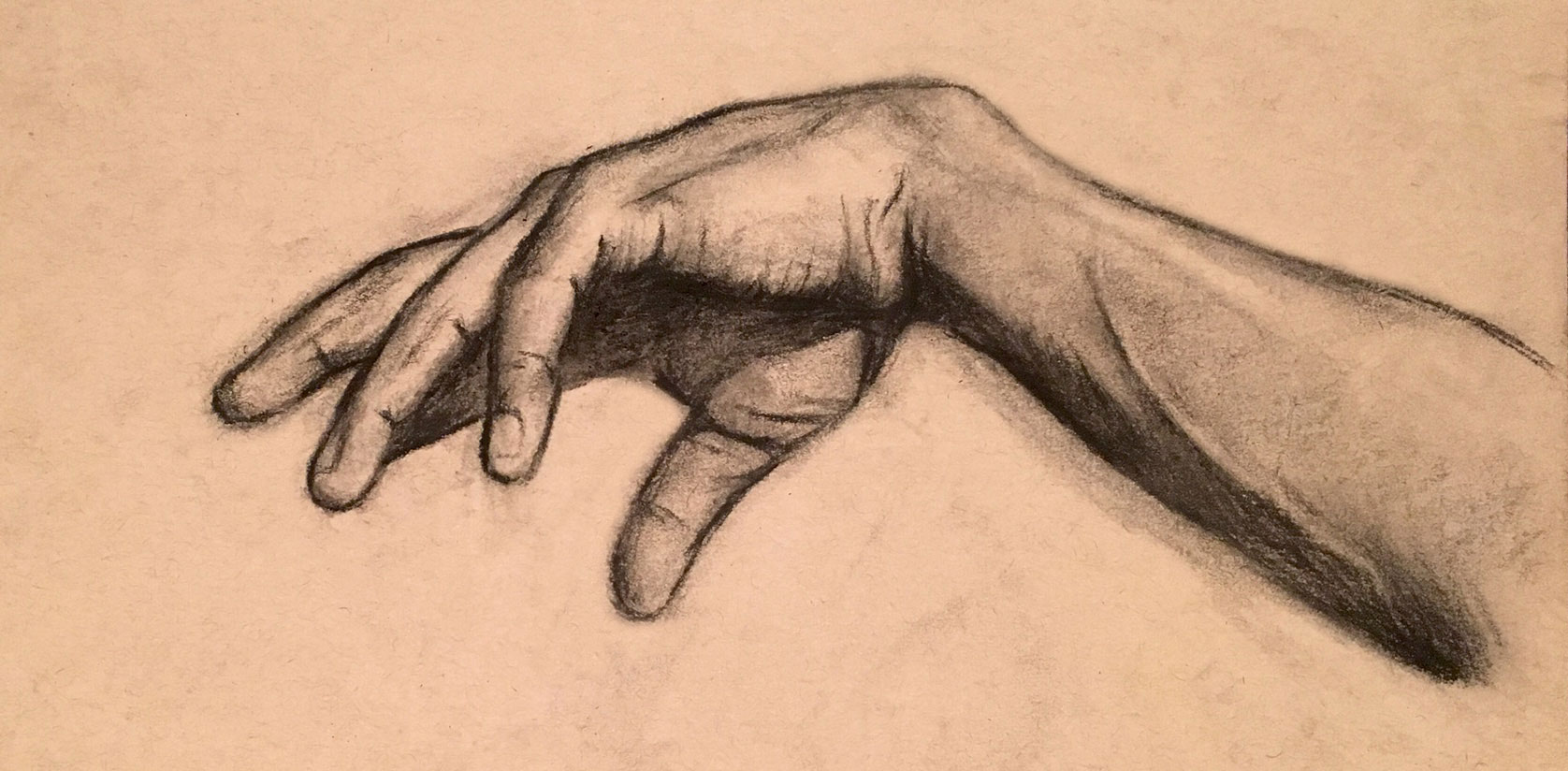 Drawing Hands – Life Drawing IV